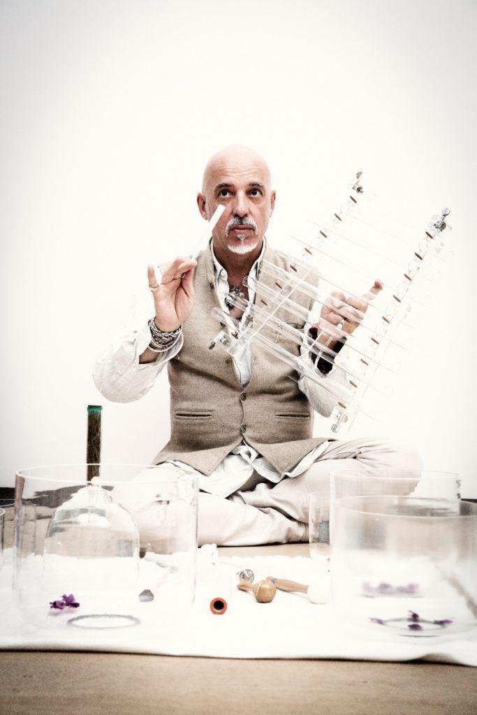 Philippe Garnier Sonothérapeute et Sound Healer