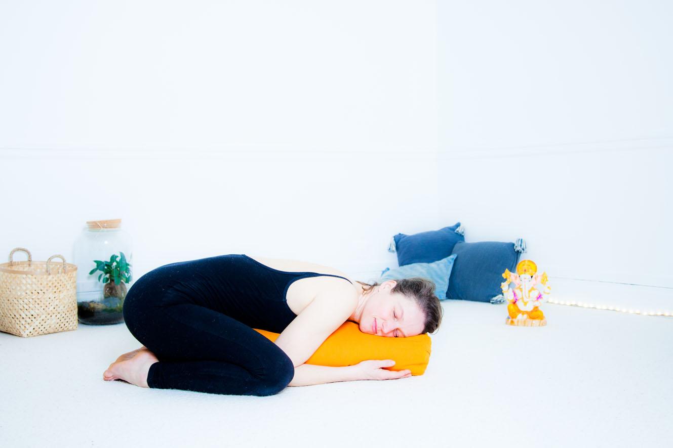 50h Yin Yoga avec Laëtitia Lécuyer
