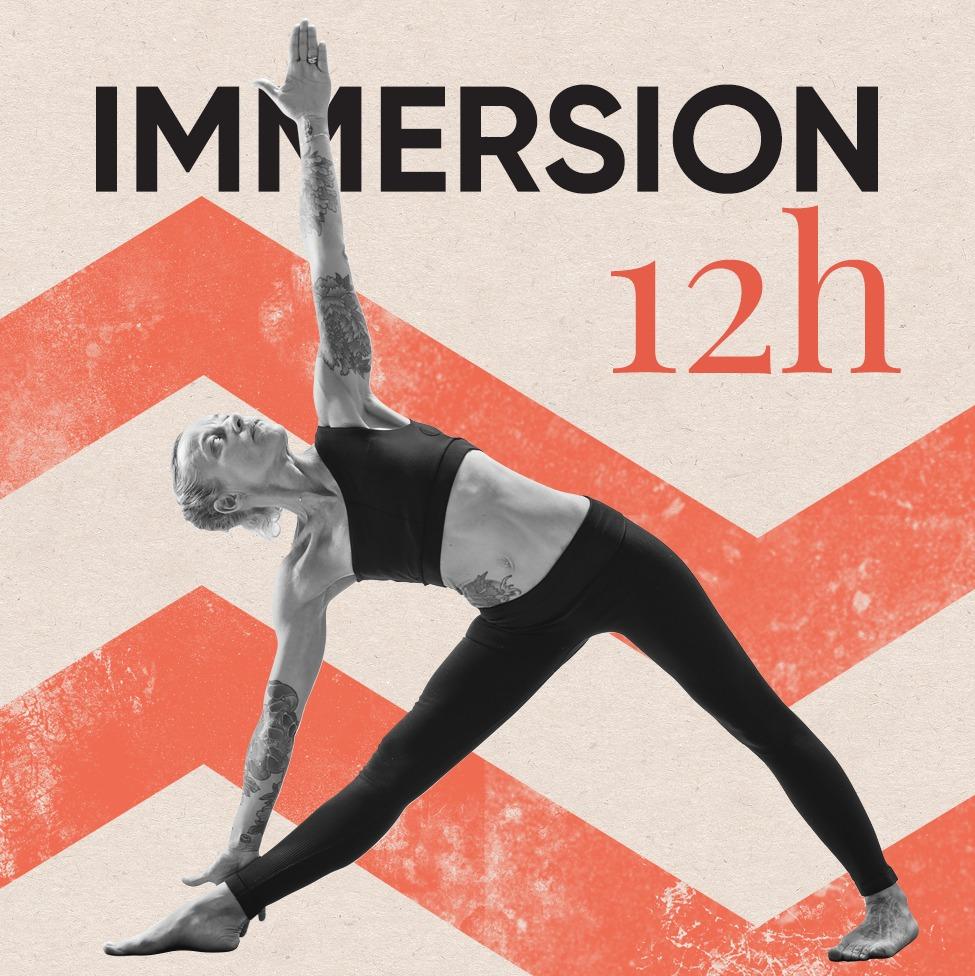 IMMERSION 12H - STANDING POSES AVEC  LORETTE BARON