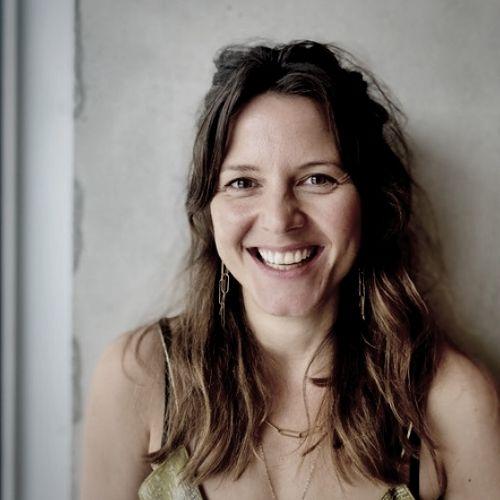 Inga Koller fondatrice du Breath Club® à Paris.